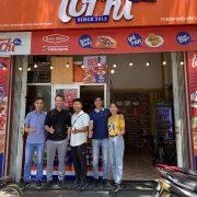 Torki chuỗi cửa hàng thức ăn nhanh nổi tiếng